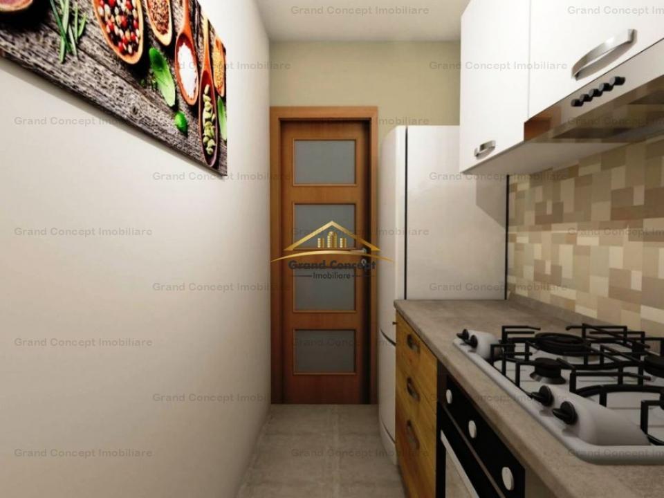 Apartament 1 camera, Tatarasi, 39.65mp