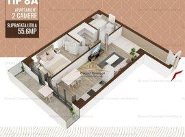 Apartament 2 camere, Copou, 64.50 mp, 60.500EUR      Cod oferta: 16280