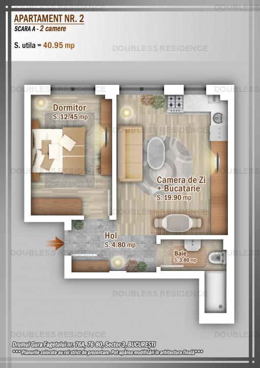 Apartamente 4 Camere, Ozana, Titan. TVA Inclus