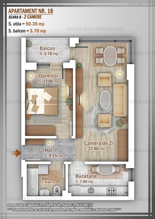 Apartament 2 Camere,Titan, Pallady, Ozana sector 3