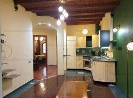 Apartament 3camere in vila stil Art Nouveau zona Pta Rosetti Fara Risc/Urgenta