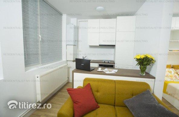 Studio finalizat - zona Metrou Aurel Vlaicu