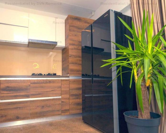 Vanzare apartament 3 camere, Barbu Vacarescu, Bucuresti