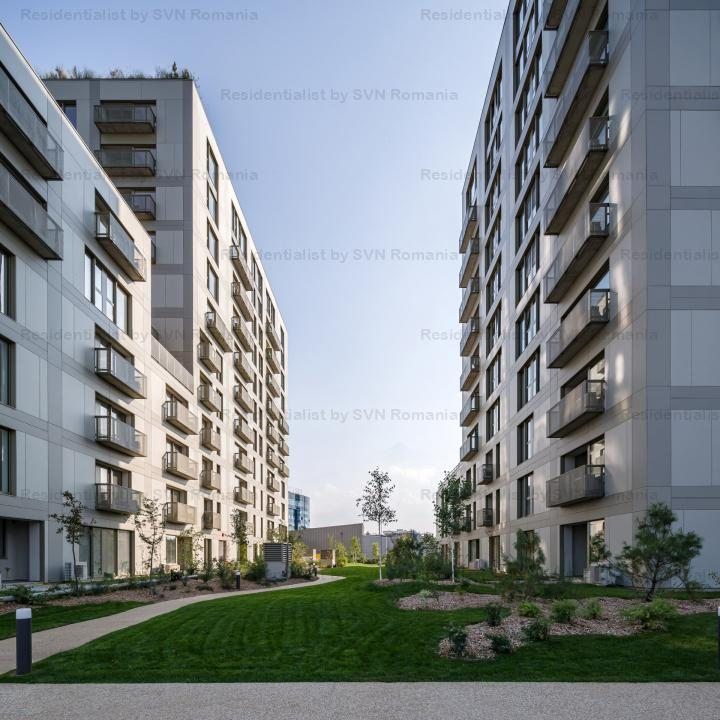 Aviatiei Park II by Forte Partners - 2 camere Tip 8