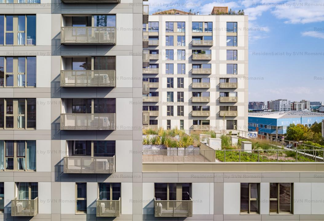 Aviatiei Park II by Forte Partners - 3 camere Tip 5p
