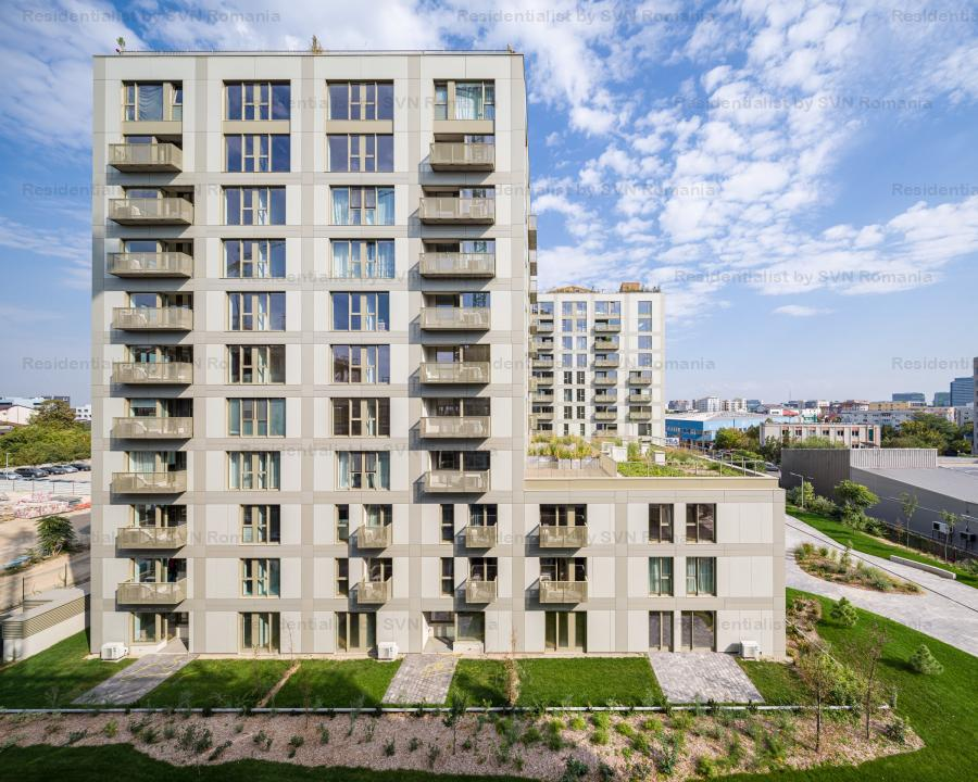 Aviatiei Park II by Forte Partners - 3 camere Tip 1