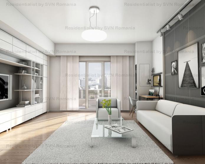 Vanzare apartament 3 camere, Aviatorilor, Bucuresti