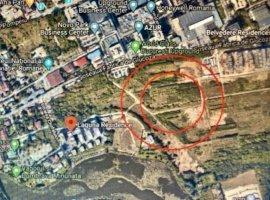 Vanzare teren constructii 9000mp, Barbu Vacarescu, Bucuresti