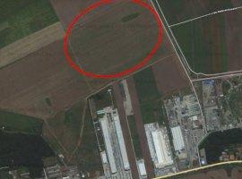 Vanzare teren constructii 50000mp, Central, Popesti-Leordeni