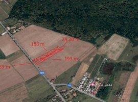 Vanzare teren constructii 4500mp, Snagov, Snagov