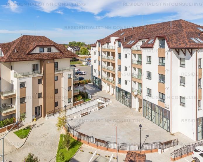 Vanzare apartament 2 camere, Central, Otopeni