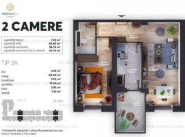 Vanzare apartament 2 camere, Piata Presei, Bucuresti
