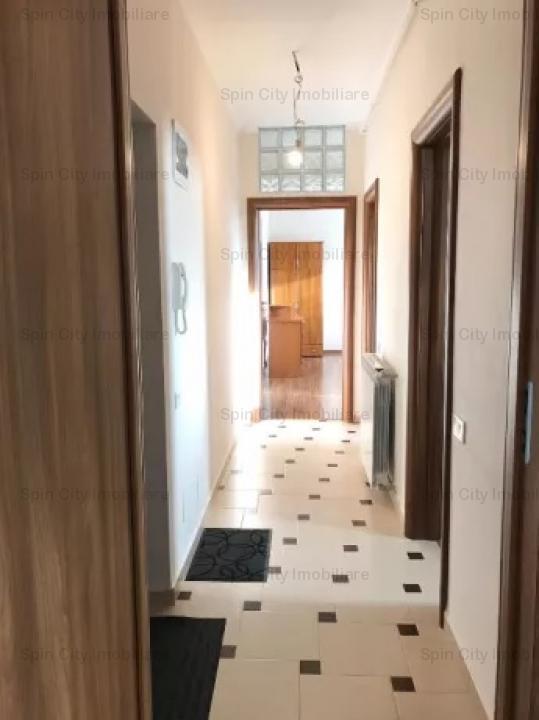 Apartament cu 2 camere la parcul Bazilescu in bloc din 2014