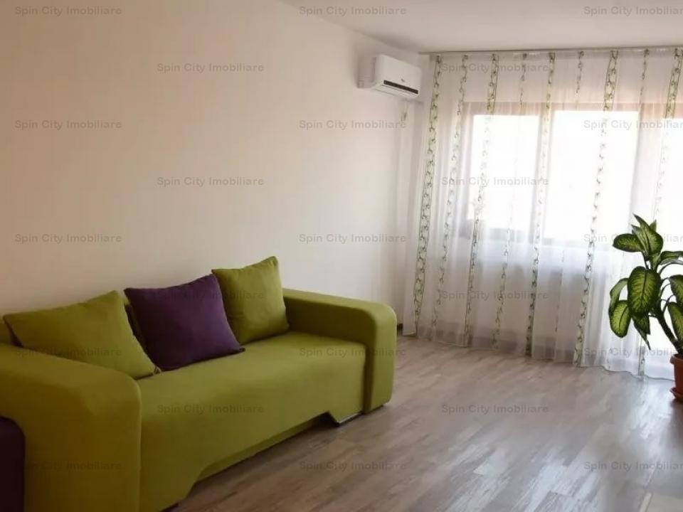Apartament cu 2 camere mobilat si utilat modern in bloc nou zona Pacii+PARCARE PROPRIE