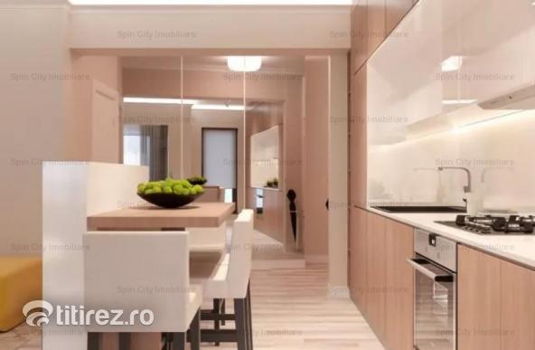 Apartament cu 2 camere superb in bloc nou in Grozavesti