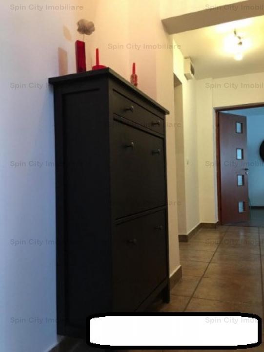 Apartament cu 2 camere mobilat si utilat modern la Parcul Tineretului