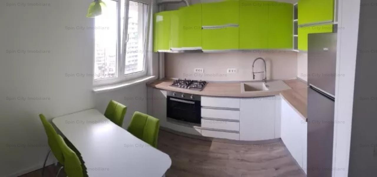 Apartament cu 2 camere lux cu garaj subteran in zona Ion Mihalache-Domenii