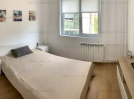 Apartament cu 3 camere modern vizavi de Piata Veteranilor,la 2 minute de metrou Lujerului
