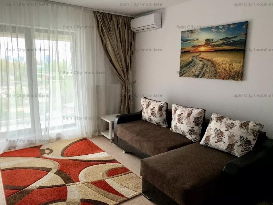Apartament cu 2 camere ,mobilat si utilat modern,la prima inchiriere,Plaza-Lujerului