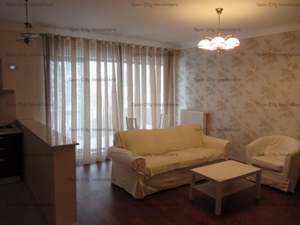 Apartament cu 2 camere lux Bucurestii Noi-Parc Bazilescu