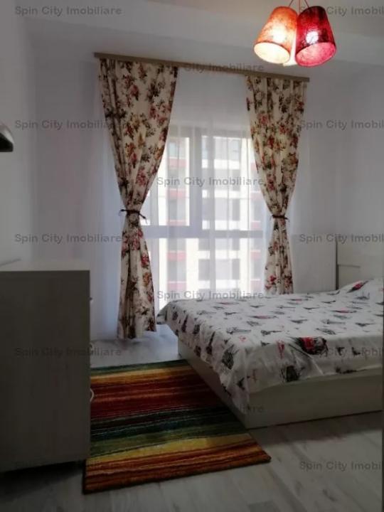 Apartament cu 2 camere lux prima inchiriere Lujerului