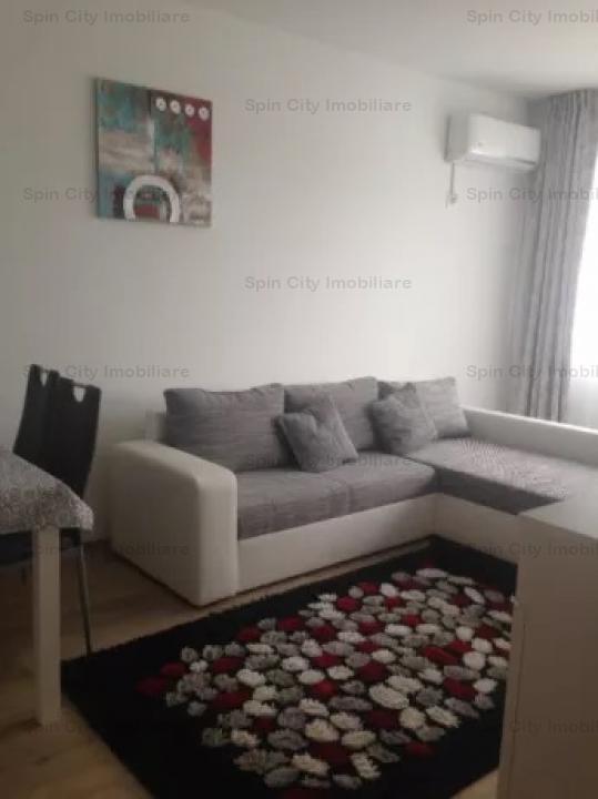 Apartament 2 camere modern, prima inchiriere, in Olympus Residence,cu parcare si acces securizat
