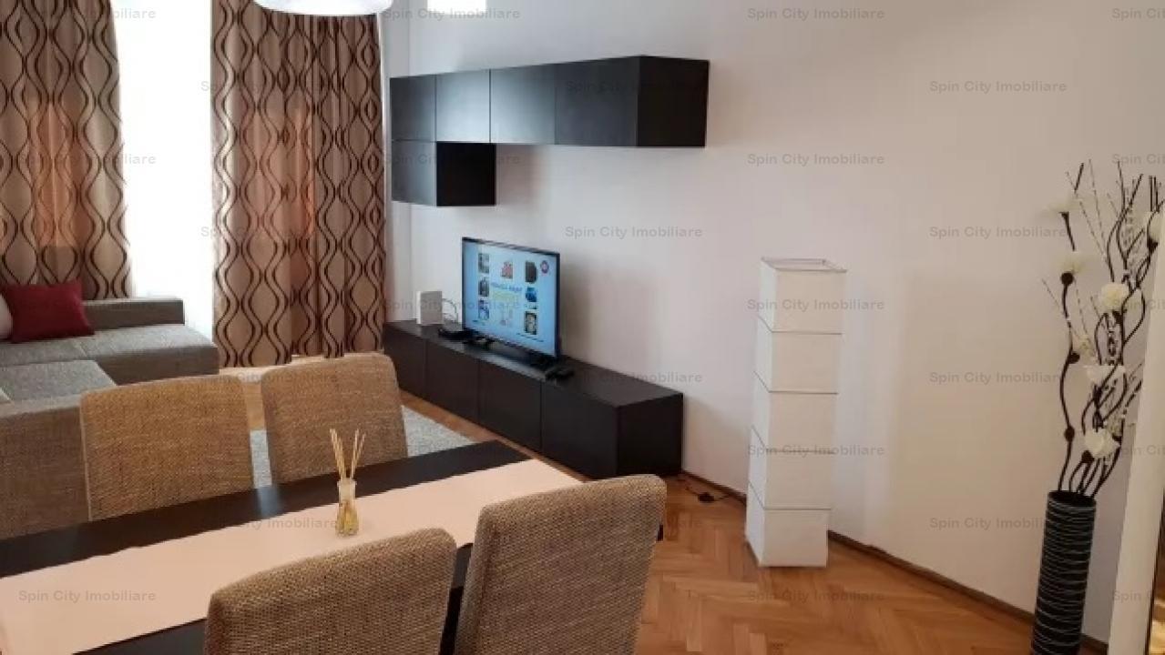 Apartament 2 camere mobilat modern Calea Dorobanti
