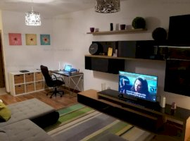 Apartament superb in bloc nou,Regie- Crangasi- Grozavesti cu loc de parcare