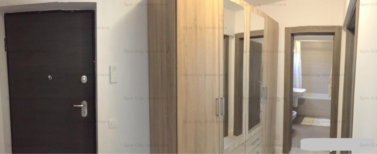 Garsoniera moderna in complex nou, la 4 minute de metrou Lujerului
