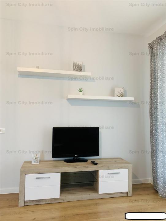 Apartament cu 2 camere lux,la prima inchiriere,in complex rezidential