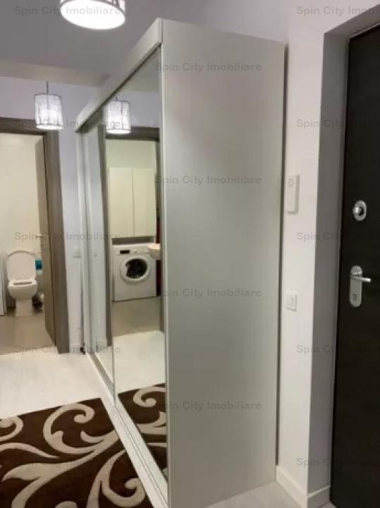 Apartament cu 2 camere modern,21th  Residence,la 5 minute de metrou Lujerului