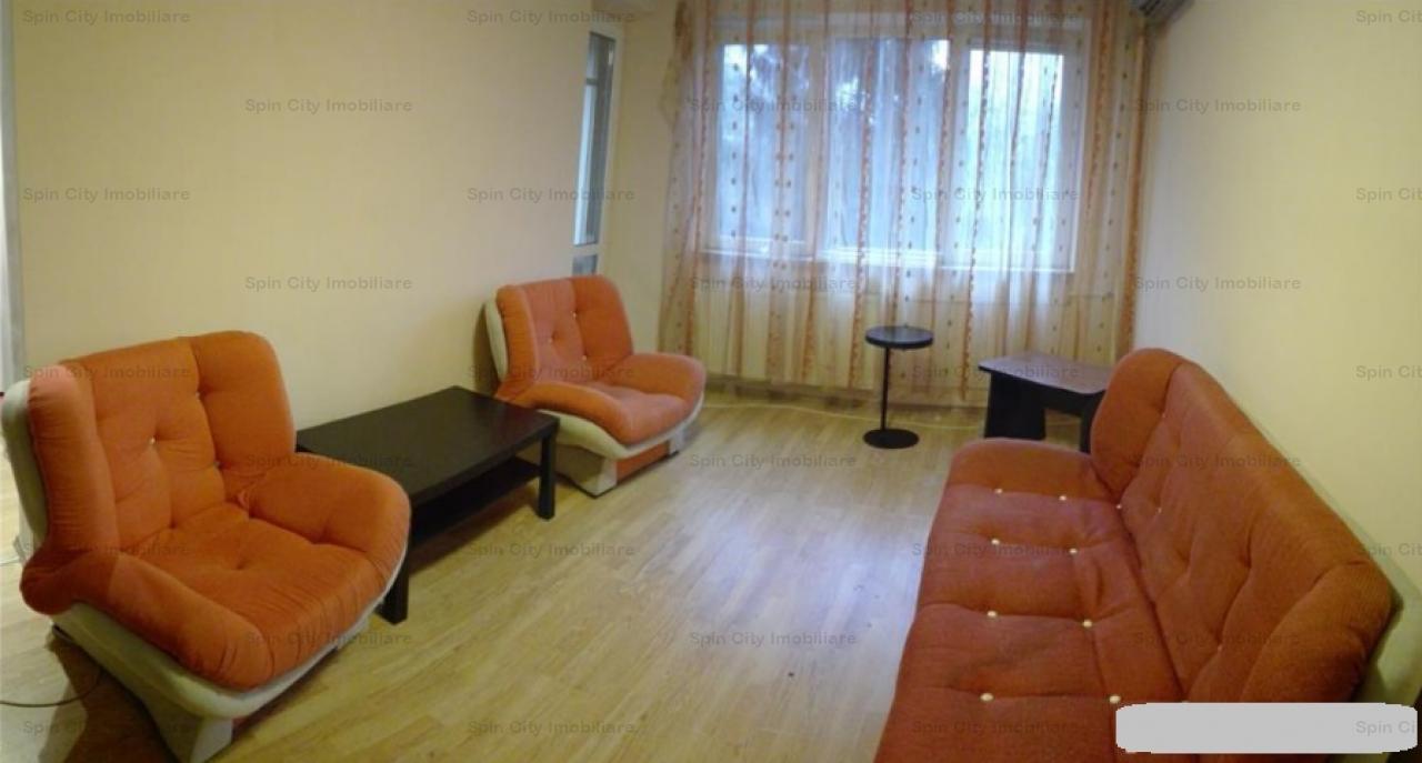 Apartament 2 camere modern, spatios, liber, la 3 minute de Plaza Mall si Parc Moghioros