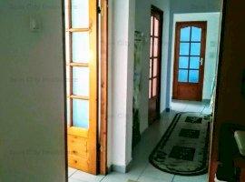 Vanzare apartament 3 camere decomandat, cf 1, zona Moinesti- Gorjului , cu CT proprie