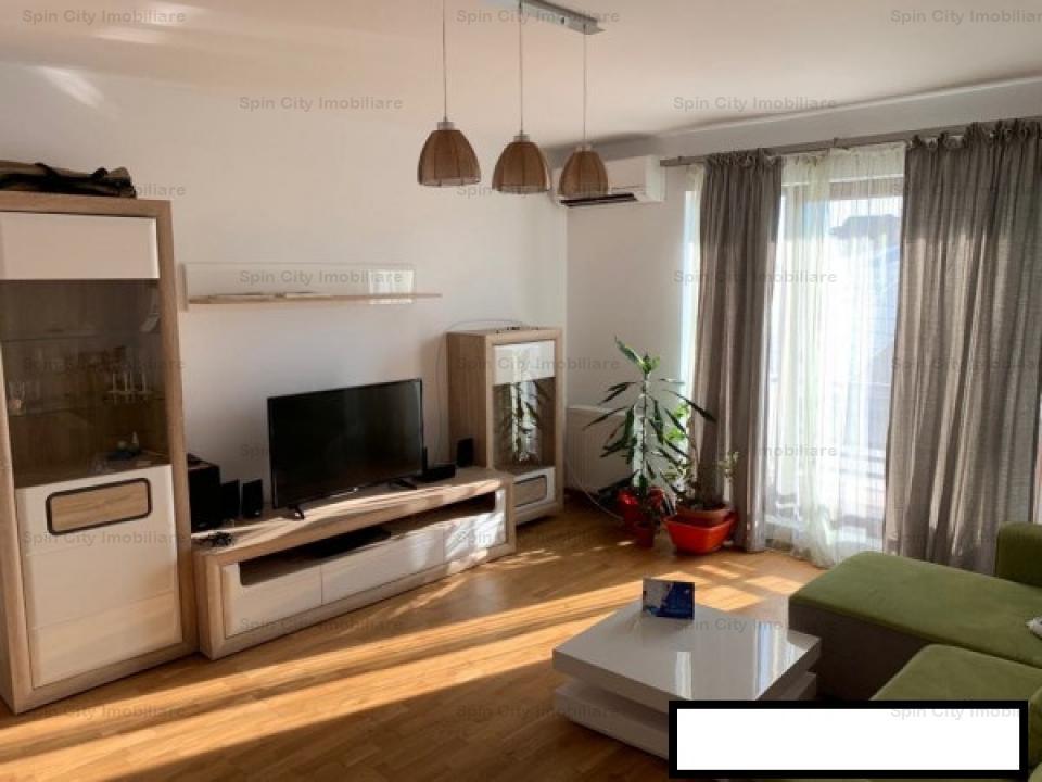 Apartament 2 camere superb,in bloc nou,la 2 minute de metrou 1 Mai