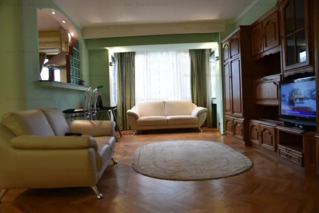 Apartament 3 camere superb,decomandat, langa gura de metrou Gorjului,cu centrala proprie