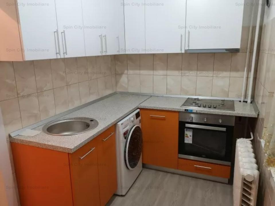 Garsoniera mobilata si utilata lux,recent renovata, la 5 minute de metrou Gorjului