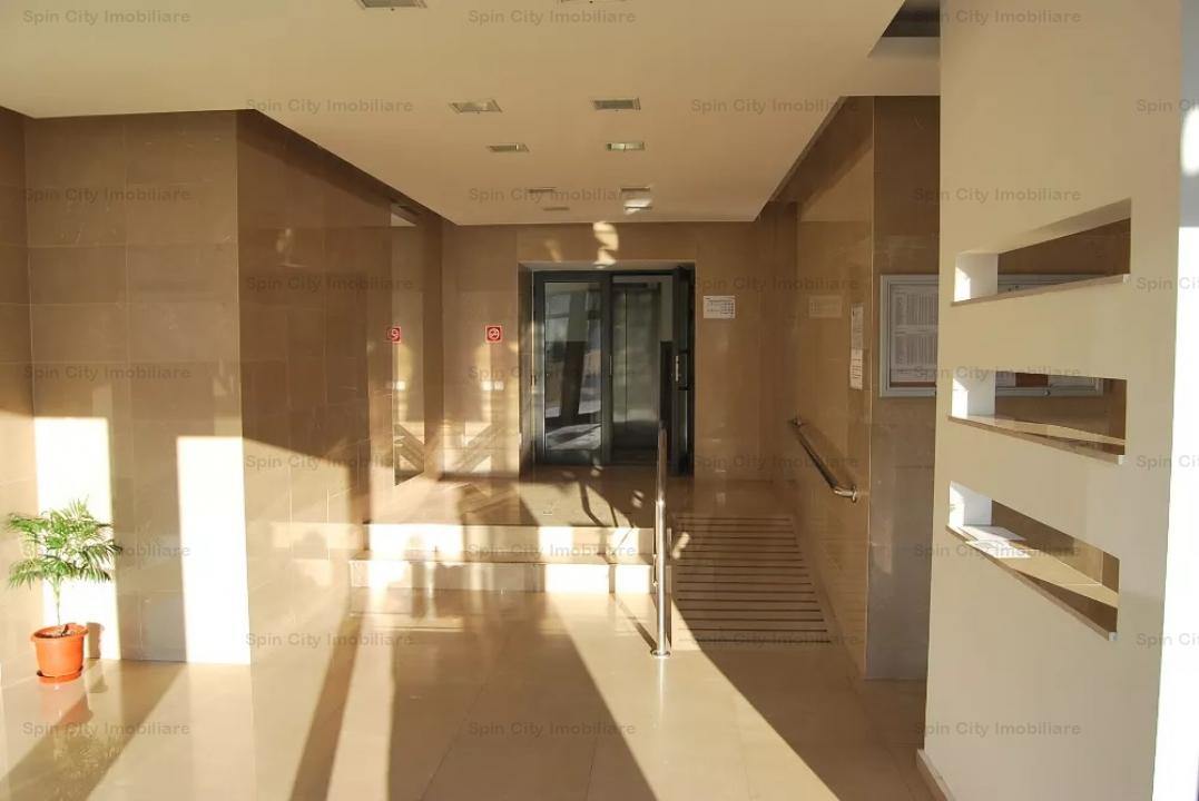 Garsoniera moderna si spatioasa,in bloc din 2010,cu parcare subterana