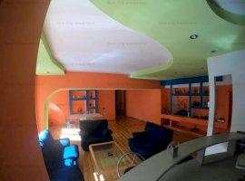 Apartament 3 camere spatios,cu living de 70 mp,Piata Veteranior,Lujerului