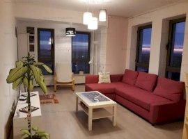 Apartament 2 camere modern,cu parcare subterana,Carrefour Colloseum,autobuz 112