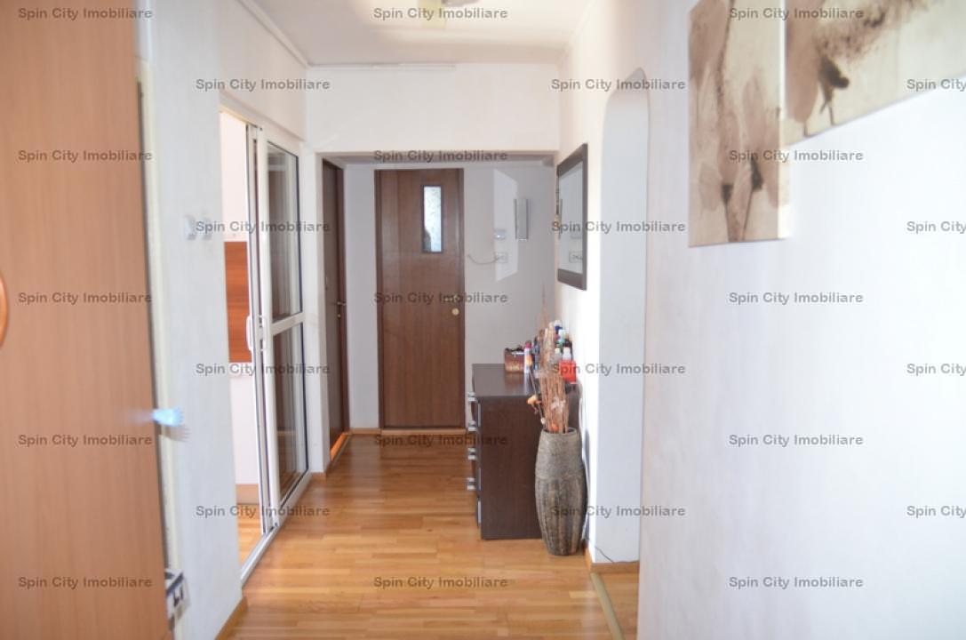 Apartament 3 camere mobilat si utilat modern Crangasi