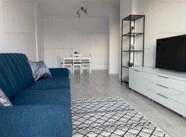 Apartament 2 camere prima inchiriere,in bloc nou,Moinesti cu Timisoara