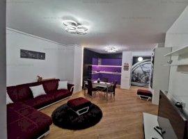 Apartament 3 camere lux,parcare subterana,la prima inchiriere,Pipera