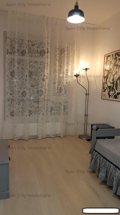 Apartament 3 camere superb,spatios,Barbu Vacarescu,la 5 min de Promenada,cu terasa mare