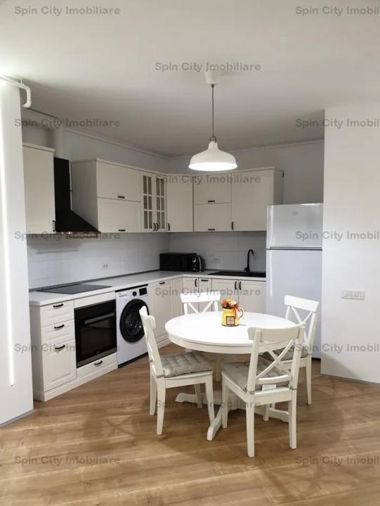 Apartament 3 camere nou,prima inchiriere,cu parcare subterana,Pipera