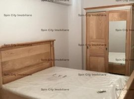 Apartament 2 camere-Mobilier lemn masiv-Bloc Nou-Centrala proprie-Grozavesti