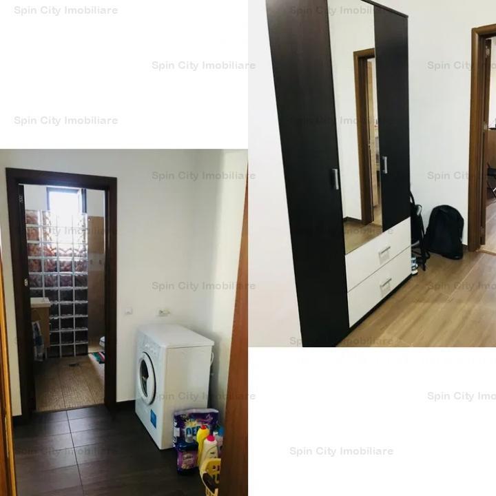 Apartament 3 camere foarte spatios,102 mpu,lux,metrou Crangasi la 3 minute,constr 2012