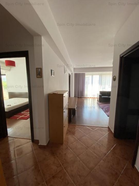 Apartament 3 camere modern,cu parcare subterana, Damaroaia,2 luni garantie