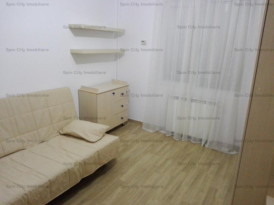Apartament 3 camere superb,cu centrala proprie,la 5 minute de metrou Crangasi