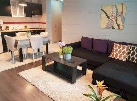 Apartament 2 camere modern,cu centrala proprie, la 3 minute de Mall Vitan