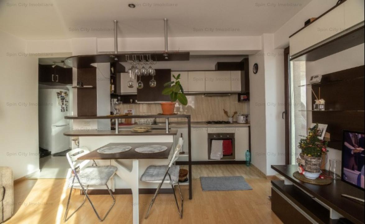 Apartament 2 camere, decomandat,  constructie 2010, curte proprie, apropiere metrou Gorjului
